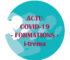 Actualité Coronavirus / formations i-tréma